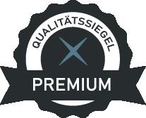 MAXIKA Qualitätssiegel Premium