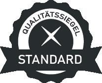 MAXIKA Qualitätssiegel Standard