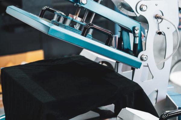 Textildruckerei und Textildruck der Firma MAXIKA